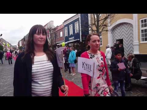 Assens Modefestival 2017 catwalk