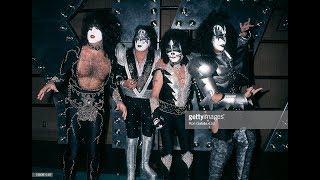 1999 KISS Rare Backstage Sweden Psycho Circus Tour