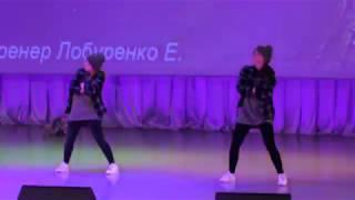 Студия танца Мастер (Белгород)-Дуэт Алина и Соня