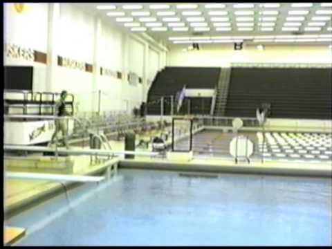 1986 BIG 8 Women's Diving Finals and Prelims UNL Part 2