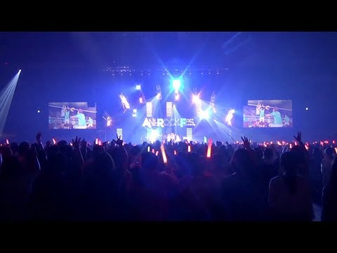 【mc】アニロックフェス 2018 ハイキュー!!頂のlive / Burnout Syndromes
