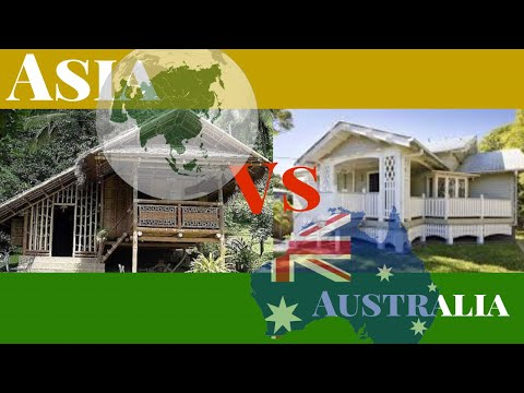 Asia VS Australia Property Strategy