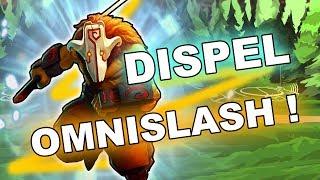 Dota 2 Tricks: DISPEL OMNISLASH -7.12!