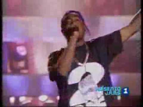 2Pac - I Get Around [LIVE]