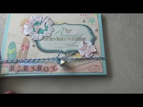Mini album naissance : fille ou garçon !