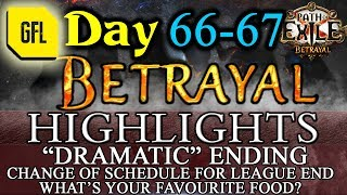 Path of Exile 3.5: BETRAYAL DAY # 66-67 Highlights