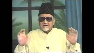 Interview with Chaudhry Muhammad Ali (5)