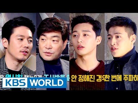 Entertainment Weekly   연예가중계 -  Park Seojun, Kim Dongjoon, Choi Jungwon [ENG/中文字幕/2017.03.06]