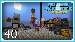 Modern Skyblock 3 Departed | Sky Resources