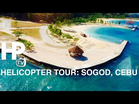Helicopter Tour: Cebu City to Sogod Philippines by HourPhilippines.com