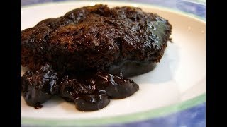Chocolate Chocolate Pudding Cake With Chocolate | EASY TO LEARN | QUICK RECIPES