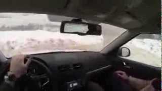 Skoda Yeti 2014 new(FL) POV не порезанное