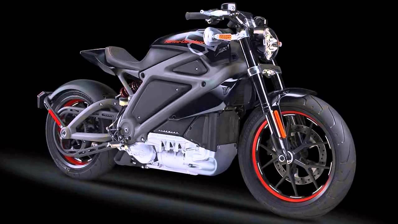 Harley Davidson: 2015 Harley-Davidson LiveWire Electric Motorcycle