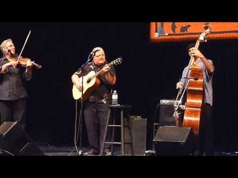 Mando Bounce 'live' at the Kluane Mountain Bluegrass Festival
