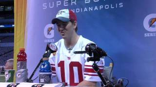 Manning Talks About Brothers