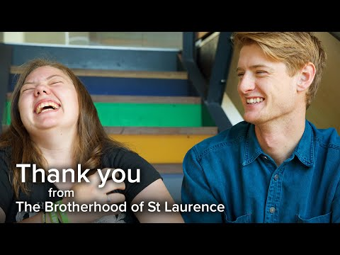 Thank You From The Brotherhood Of St Laurence 2018