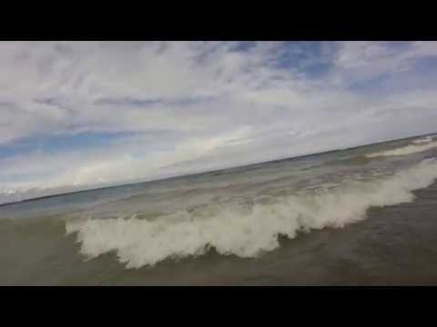 GOPRO Waves on Lake Iliamna, Igiugig Alaska