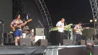 hyukoh (혁오) - Comes And Goes (와리가리) - Summer Sonic Tokyo 8/21/2016