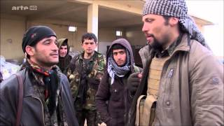 pkk fighters in the sinjar with the american fighter jordan matson documentary