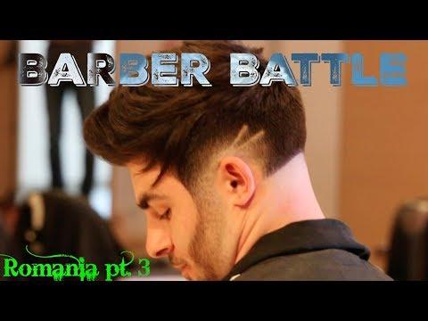The Barber Battle American Style | The Showdown Vlog pt. 3
