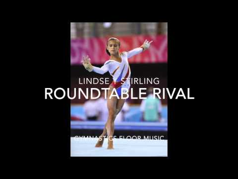 Roundtable Rival Lindsey Stirling Gymnastics Floor Music
