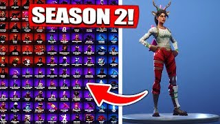 Get Fortnite SEASON 2 account from ZUSCHAUER! - Fortnite Battle Royale | The Fruit Dwarf