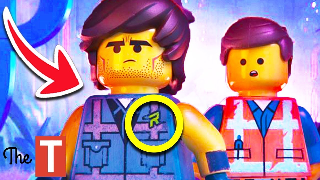 The Lego Movie 2: The Second Part Hidden Messages You Didn't Notice
