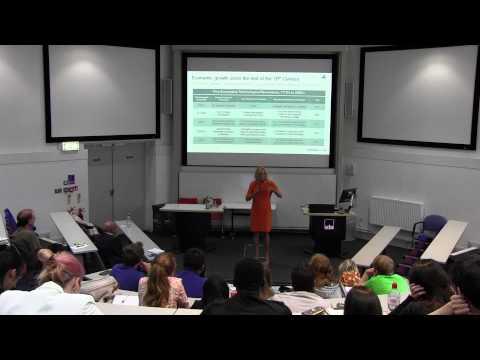 Julie Meyer WESS 2015 guest lecture | Warwick Economics Summer School 2015