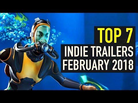 Top 7 Best Looking Indie Game Trailers - February 2018