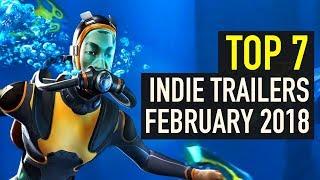 Baixar Top 7 Best Looking Indie Game Trailers - February 2018