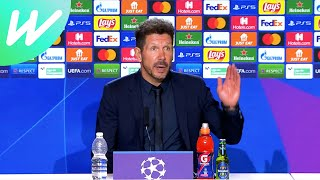 'That's football' Simeone after bitter 3-2 defeat to Liverpool | Atletico Madrid vs Liverpool