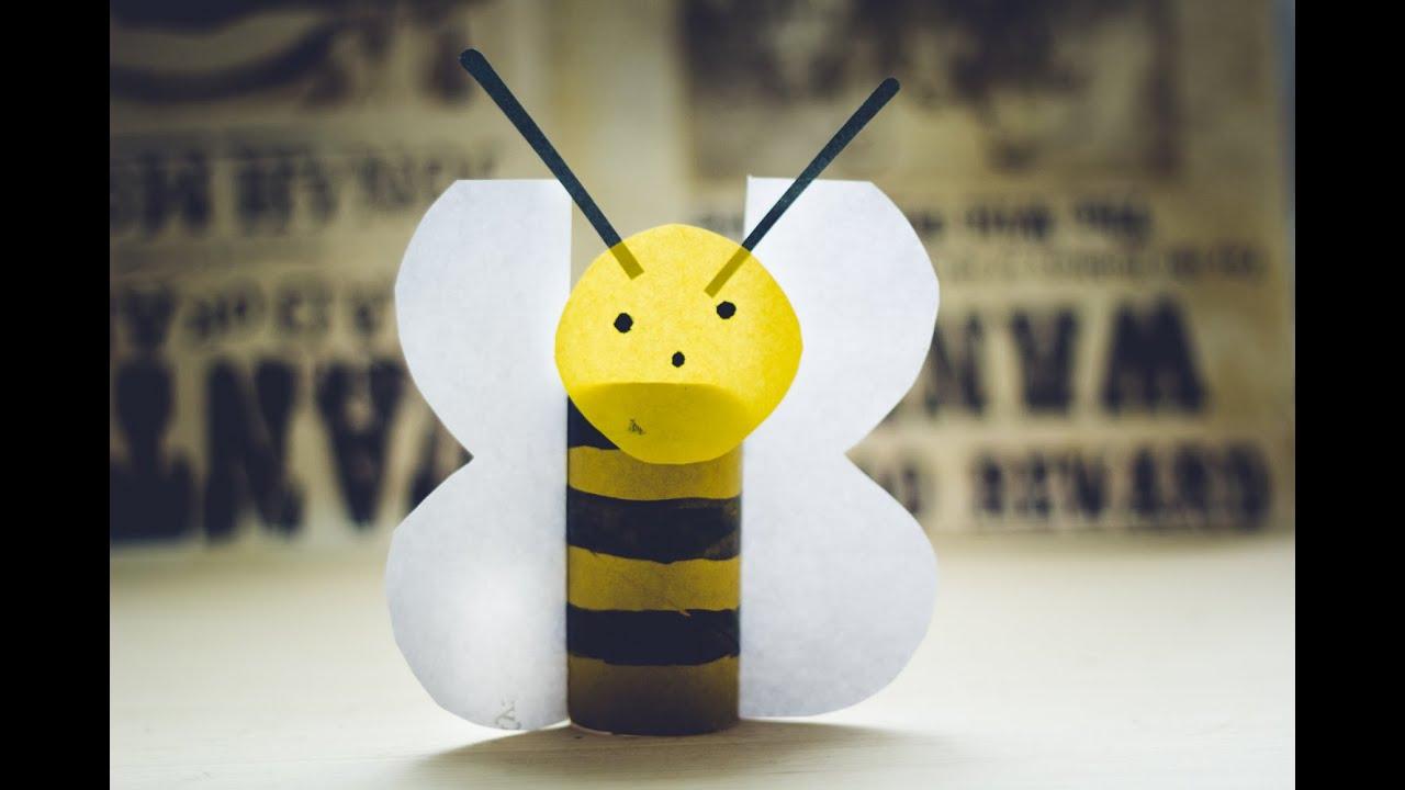 """Как, из чего сделать своими руками пчелу, пчелку? Поделка """"пчелка""""? 63"""