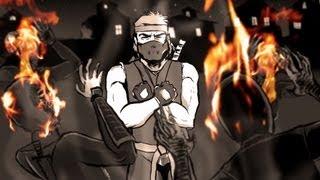 AXE COP - The Moon Warriors (Part 3, Episode 11)