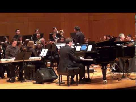 Last Date - Jason Coleman with Orchestra