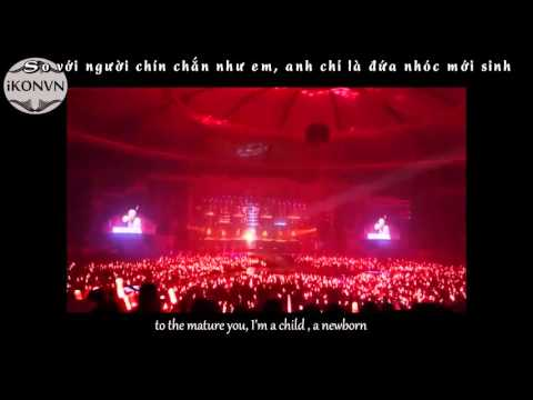 Download lagu [Vietsub] iKON M.U.P ft iKONICS & KONbats 310116 iKONCERT mp3 baik