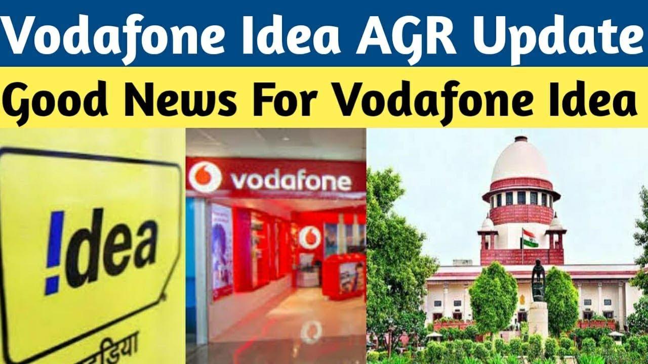 Vodafone Idea AGR Update | Good News By DOT - YouTube