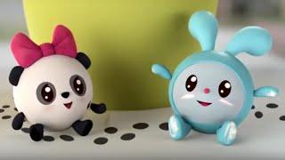 Малышарики - 5 серия - Следы- обучающие мультфильмы для малышей 0-4