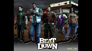 Beat Down Fists of Vengeance Walkthrough Gameplay