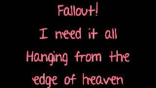 Edge of Heaven - Breathe Carolina lyrics