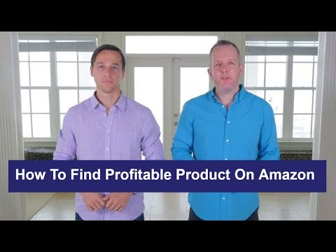 Amazing Selling Machine 2017  How To Find Profitable Product On Amazon Video 1
