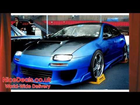 Mazda 323 Body Kits Bumpers Side Skirts Spoilers Youtube