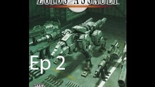 Zoids assault ep 2
