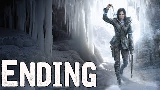 Rise of the Tomb Raider Ending and Final Boss