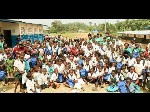 Liberia West Africa Fellowship Vlog