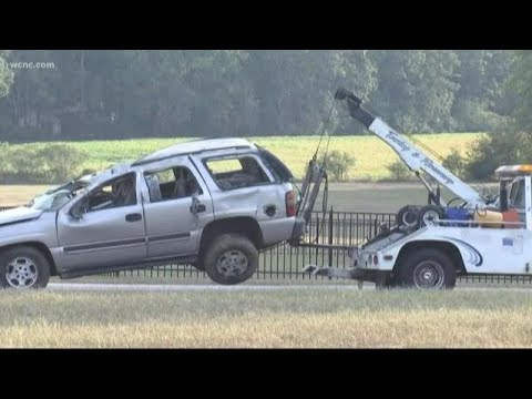 Parkwood High School students seriously hurt in Union County crash