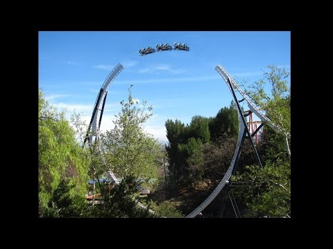Top 5 Most EXTREME Roller Coasters