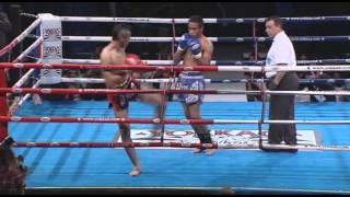 The Night Of Kick And Punch Iii°edizione - Anouar Khamlali Vs Enderson Bonat