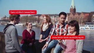 Anders als erwartet: Ausbildung bei der Sparkasse Bremen