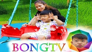 Yes Yes Playground Song | Children Songs & Nursery Rhymes | BongTV