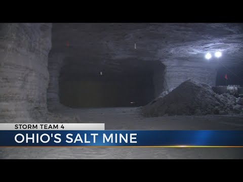Inside Ohio's Salt Mine